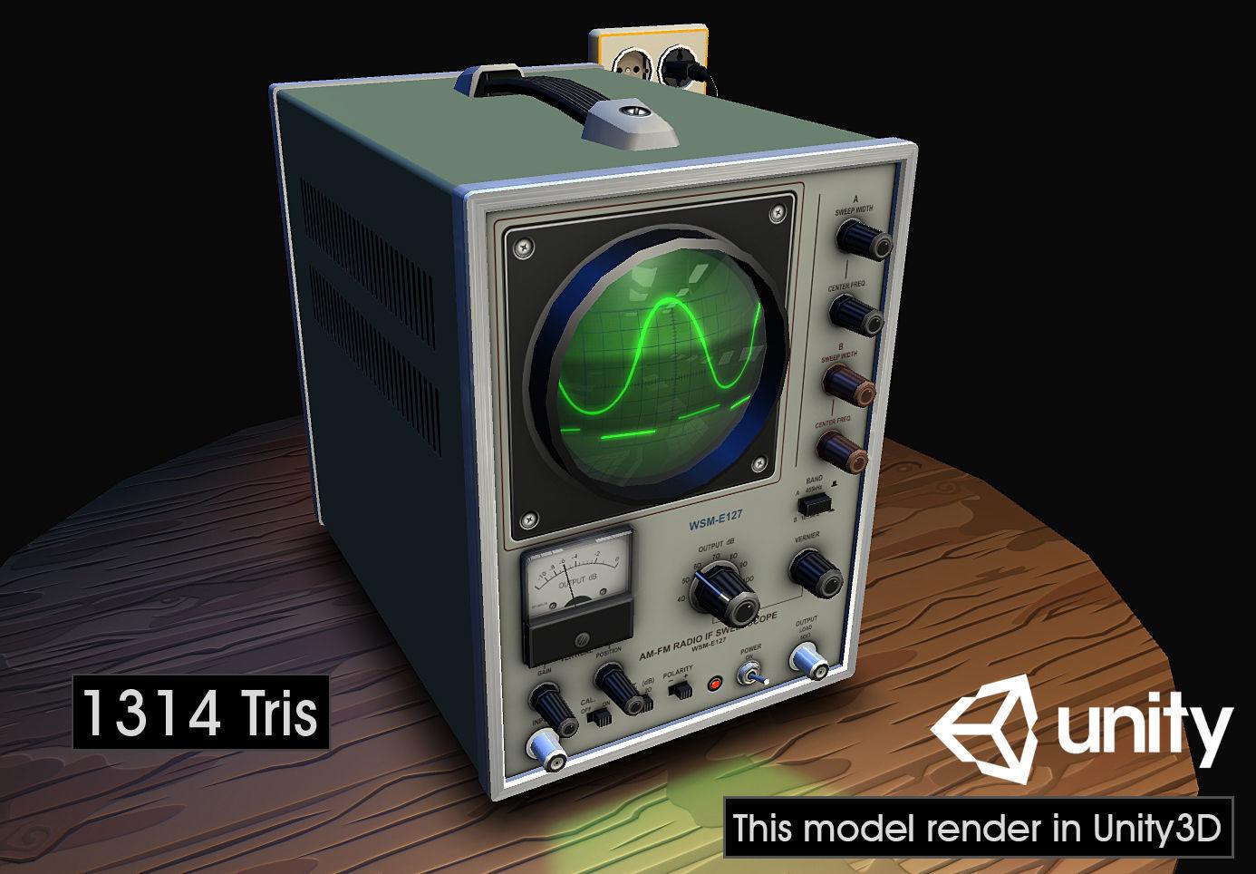 Electronic Instrumentation Oscilloscope 03 Sweepscope