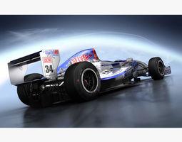 Formula Renault 3D Model
