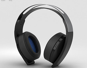 Sony PlayStation 4 Platinum Wireless Headset 3D