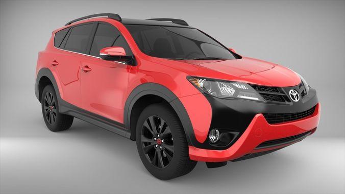 Toyota Rav4 2016 Model
