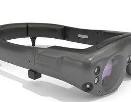 Magic Leap One 3D model