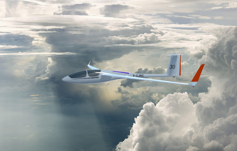 ASH30Mi Glider