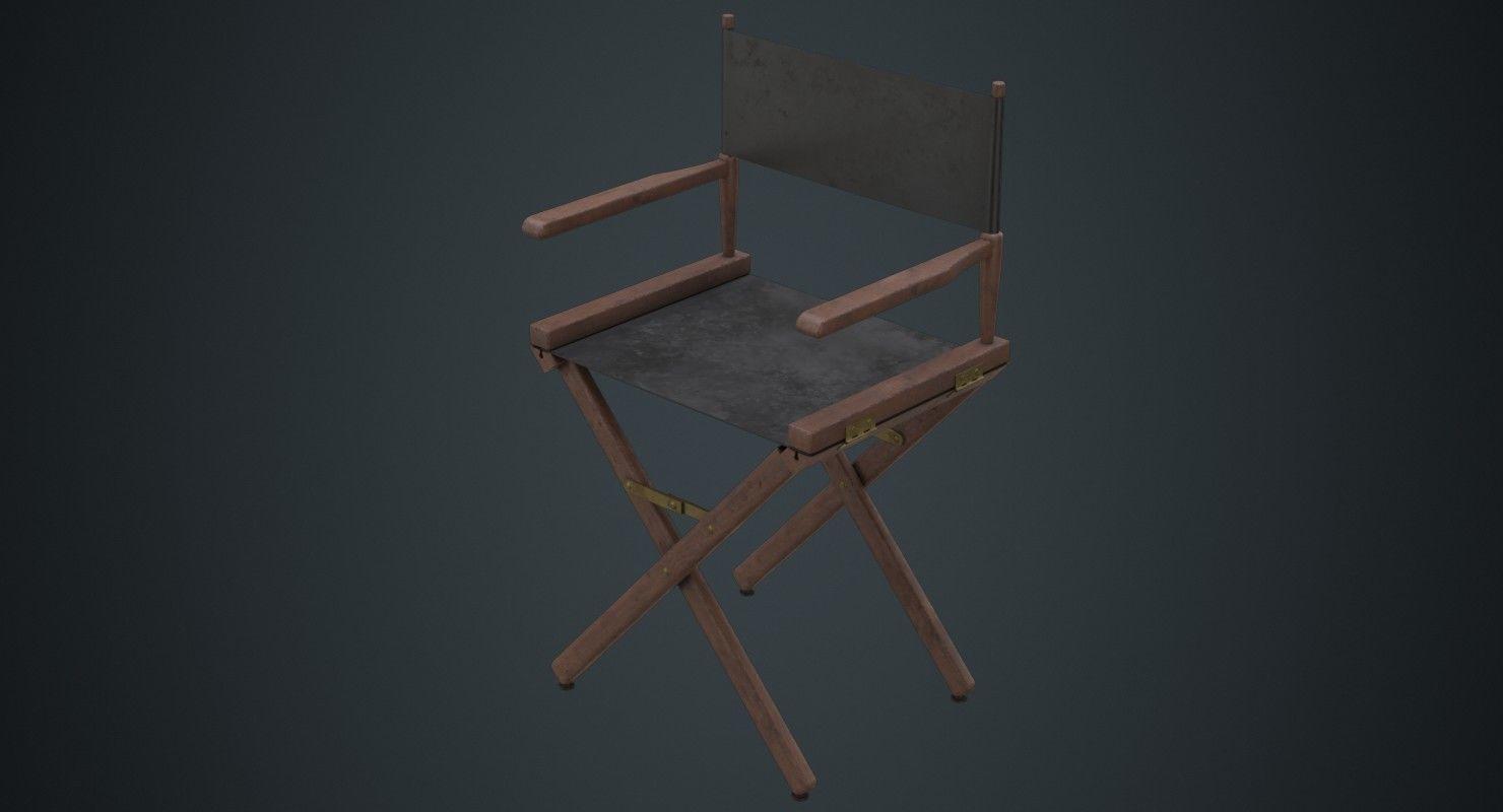 Directors Chair 1B