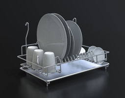 3D model Kitchenware