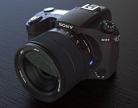 Sony Cyber-shot RX10 III 3D
