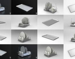 3D Kitchenware Pack