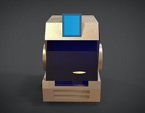 Guntank R-44 Head 3D asset