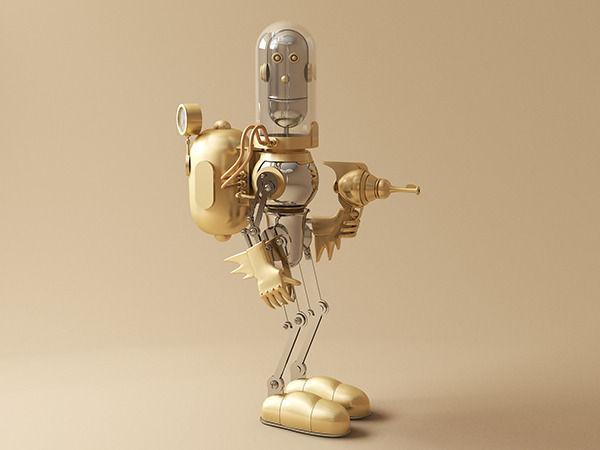 Robot3D model