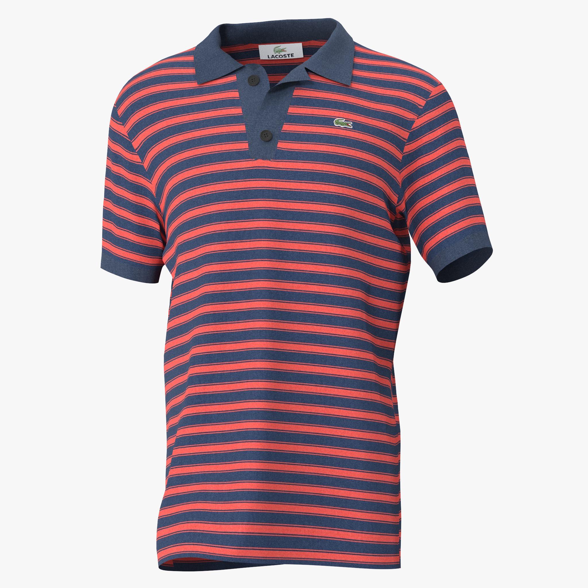 8f8c22d32b Polo Shirt lacoste | 3D model