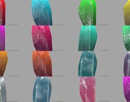 crystal set 3D