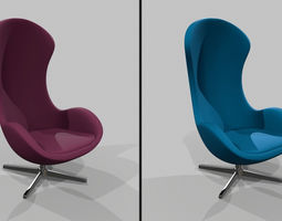 chair Chair Pack 2in1 3D model