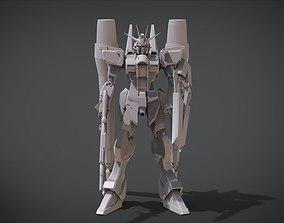 Blast Impulse Gundam 3D printable model