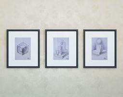 geometrium pictures 3d model