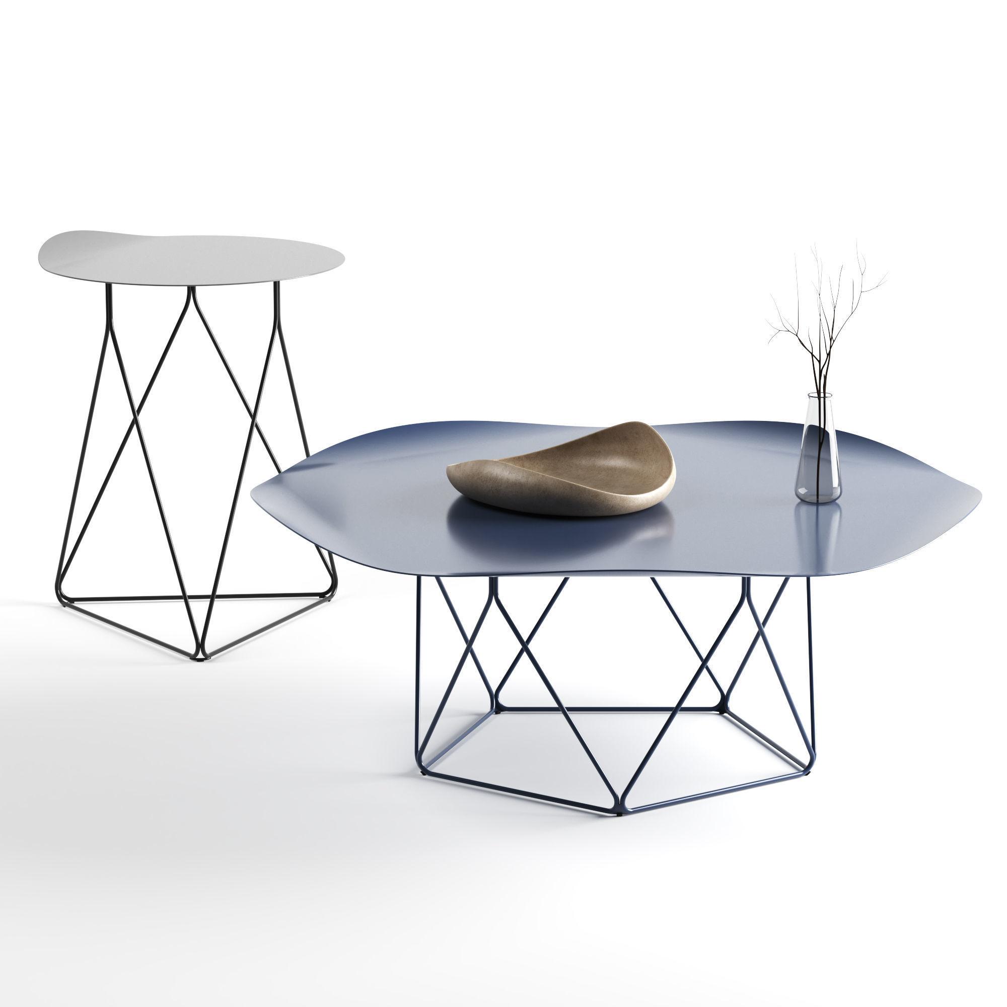 Design Salontafel Leolux.Coda Coffee Table By Leolux 3d Model Cgtrader