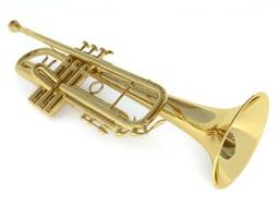 3D Trumpet