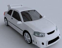 Honda Civic Hatchback 3D