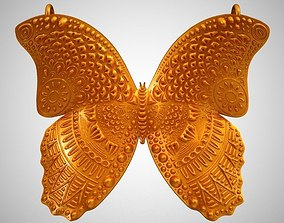 3D printable model Butterfly Pendant bug