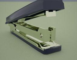3D asset Stapler