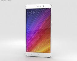 Xiaomi Mi 5s Plus Silver 3D