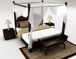 simoons 3D Bedroom set