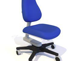 Mealux Newton chair 3D