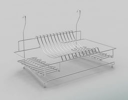 3D model game-ready Kitchenware