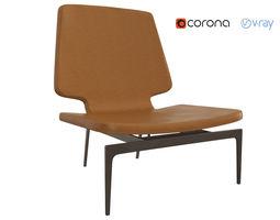 3D model Lema Werner chair