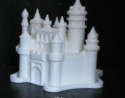 Dream Castle 3D print model