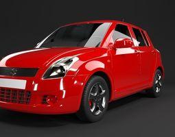 3D model Maruti Suzuki