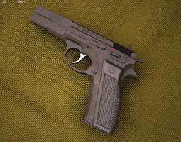 3D model CZ 75