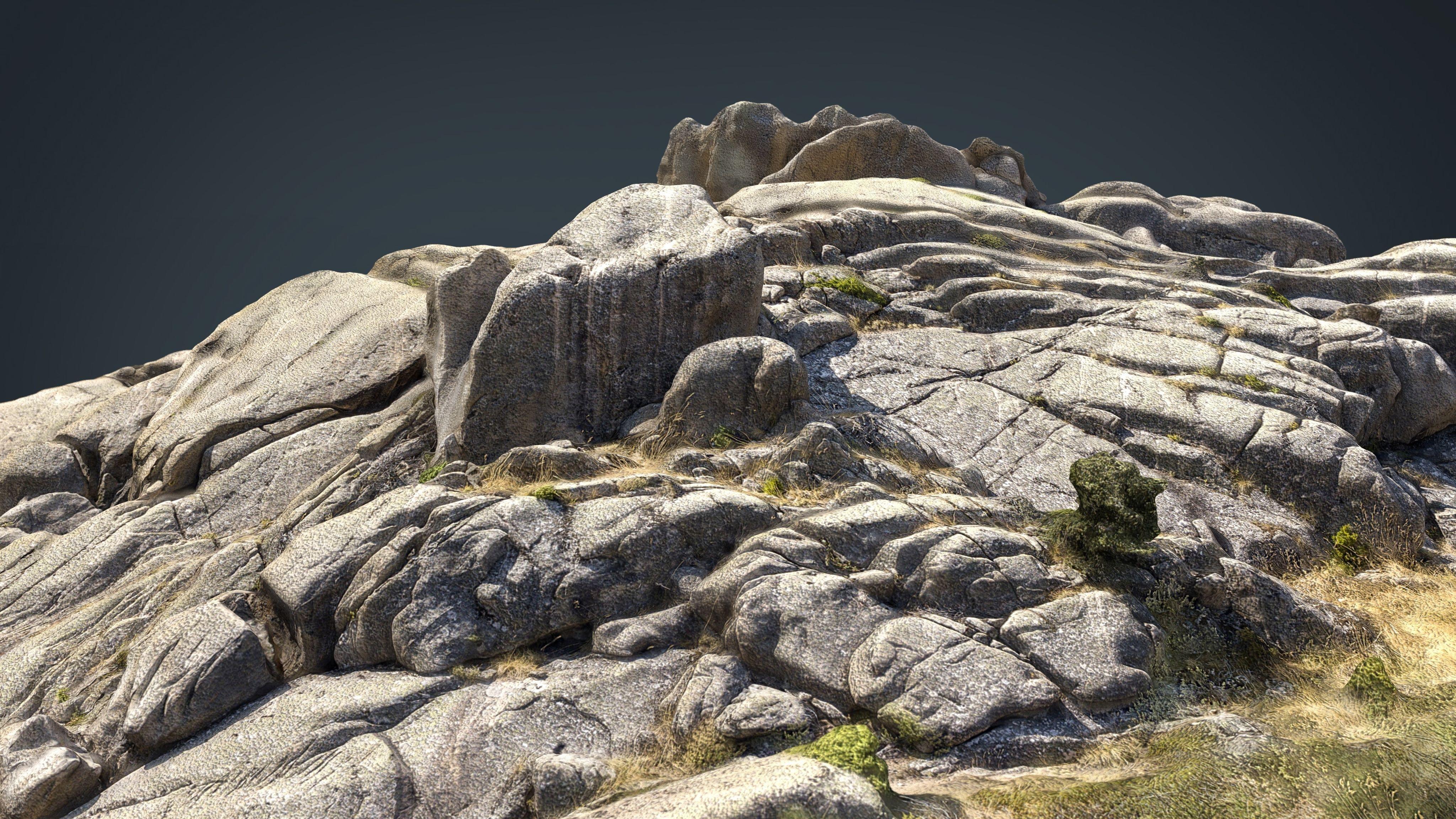 MOUNTAIN ROCKS 4