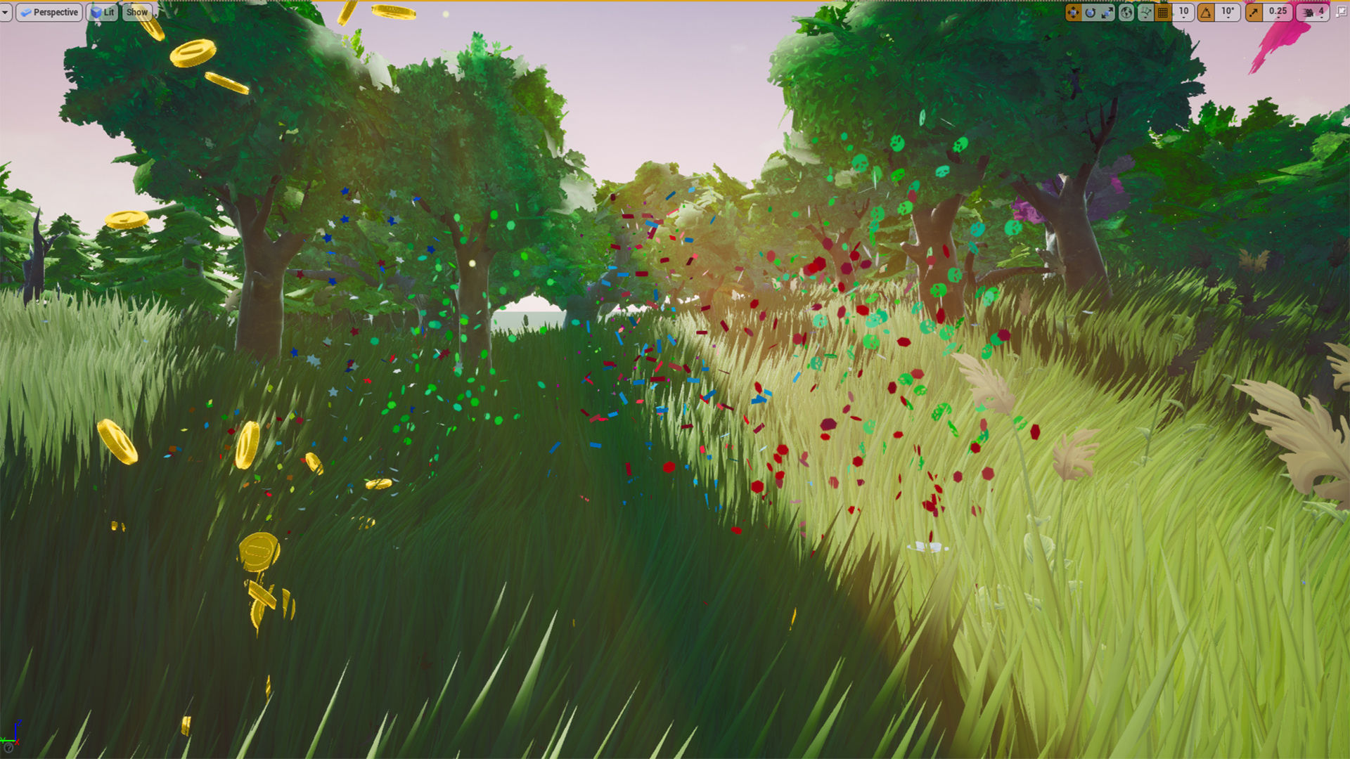 Ue4 Grass Pack