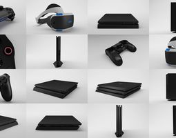 Sony Playstation Collection 3D