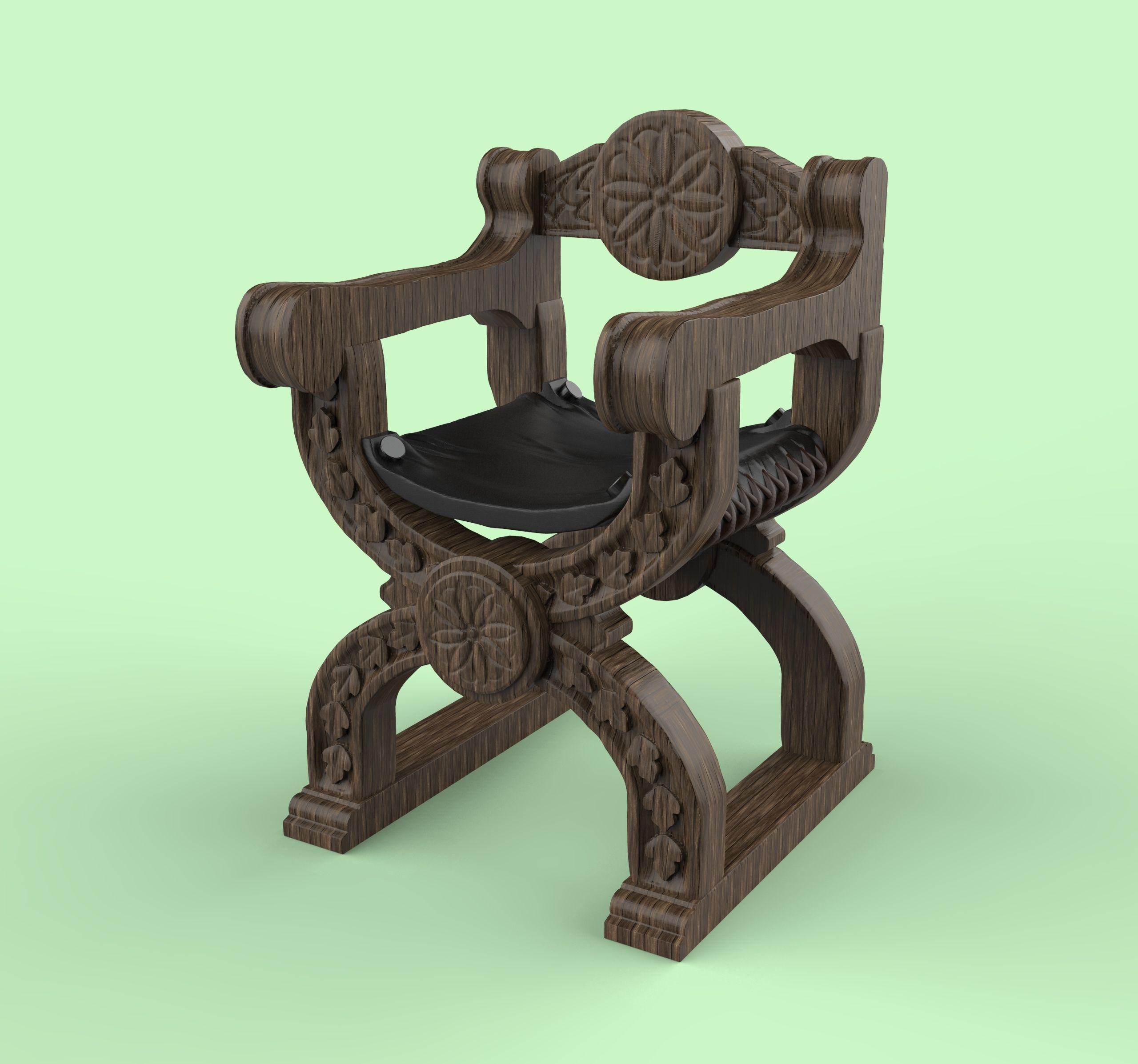 chair medieval