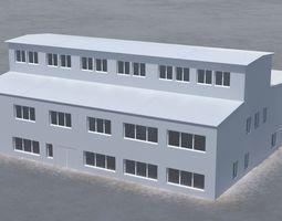 Building office v7 3D model