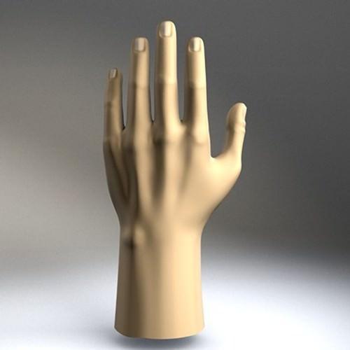 Hand model3D model