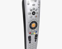 3D model Directv Remote