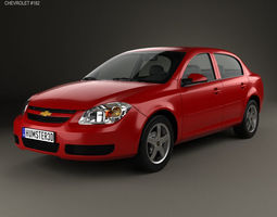 Chevrolet Cobalt LT 2004 3D