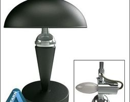 Touch Lamp 3D