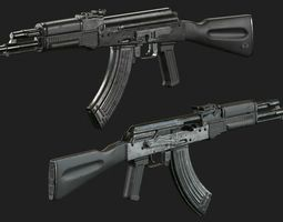 3D model AK-103