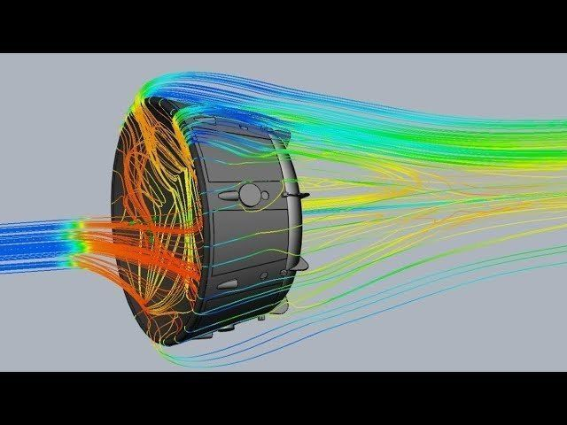 Concave Heatshield Spacecapsule Concept