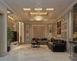 decor 3D Living Room