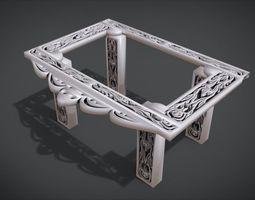 3D print model Classic Mandala Table