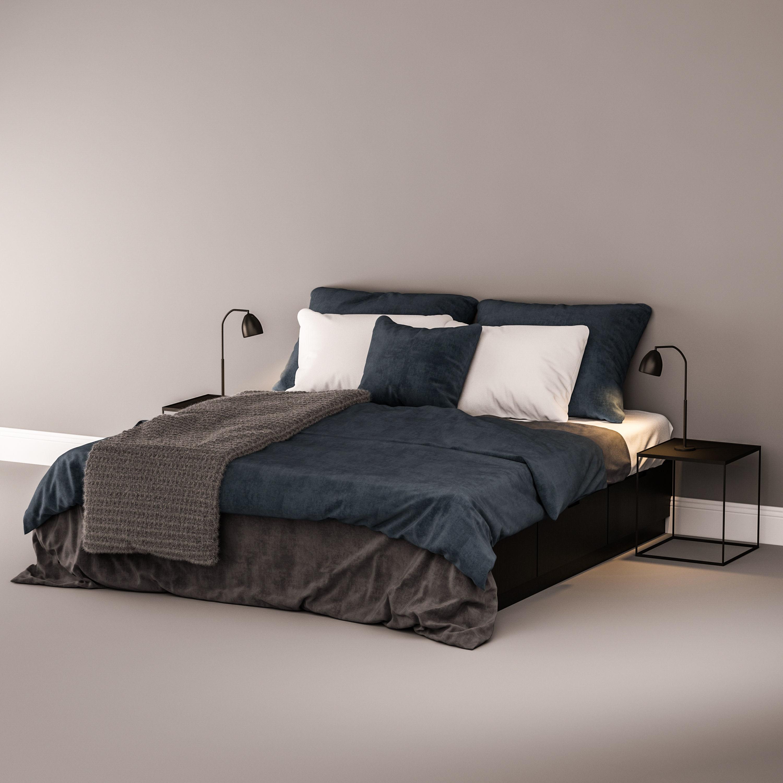 Nordli Ladekast Ikea.Nordli Ikea Free Ikea Nordli White Full Bed Frame With Slats