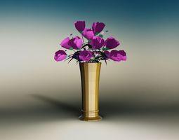 3d model roses