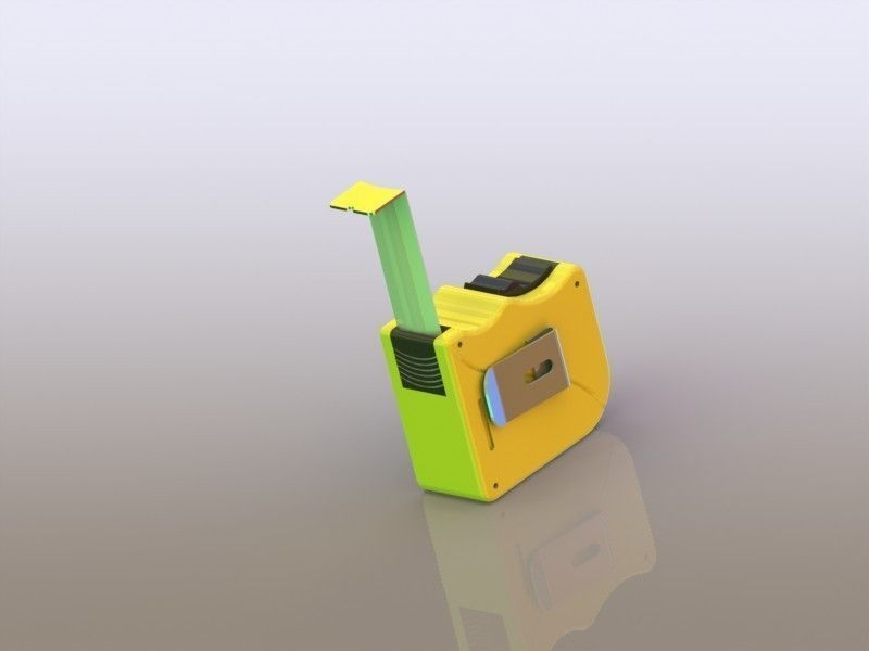 Force Tape Measure