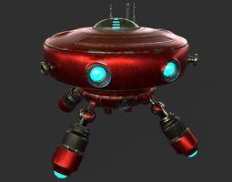 3D asset Robot BOC662