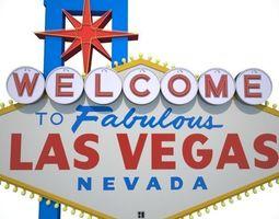 3D model Las Vegas Sign