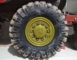 Wheel Rc Beadlock Scale Truck Car 3D printable model