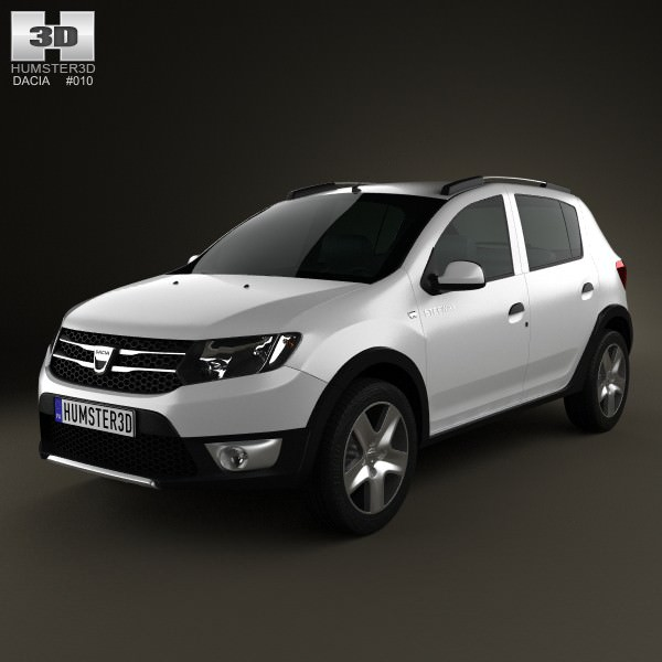 dacia stepway 2014 autos weblog. Black Bedroom Furniture Sets. Home Design Ideas